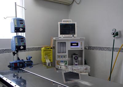 Centro Cirúrgico totalmente equipado