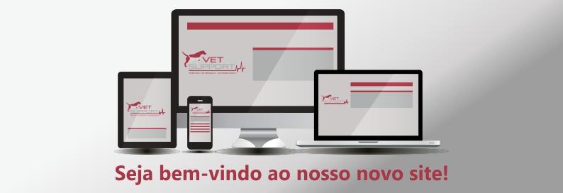 A Vet Support está de site novo!