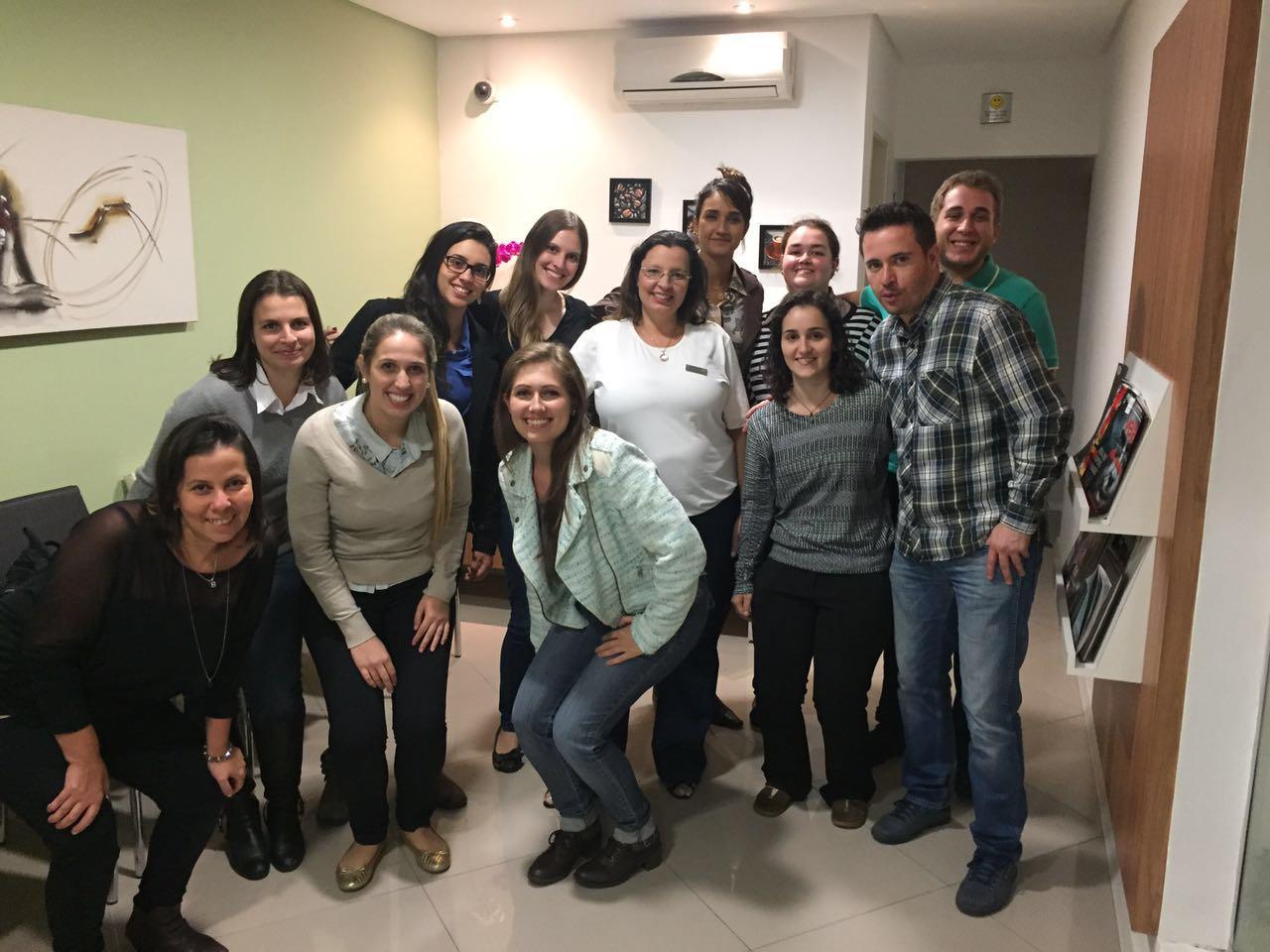 """28/04 - Treinamento no Endocrinovet, exclusivo para a equipe Vet Support, sobre """"Cetoacidose diabética"""", com a Profa. Alessandra Vargas."""